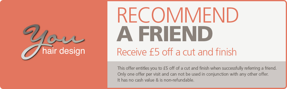 Recommend a Friend Voucher